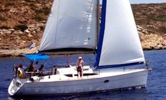 Jeanneau Sun Odyssey 32 Cruising Monohull Charter In Poros Island