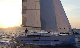 Dufour 410 GL Yacht Charter in Bibinje