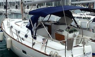 Oceanis Clipper 411 Yacht Charter in Bibinje