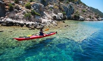 Single Kayak Tour in Doğruyol Caddesi