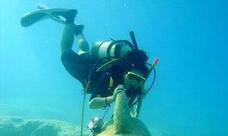 Scuba Diving in Doğruyol Caddesi