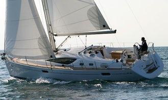 Sun Odyssey 39i Yacht Charter In Bibinje