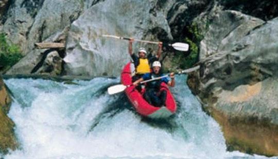 Canoeing Trips In Omiš