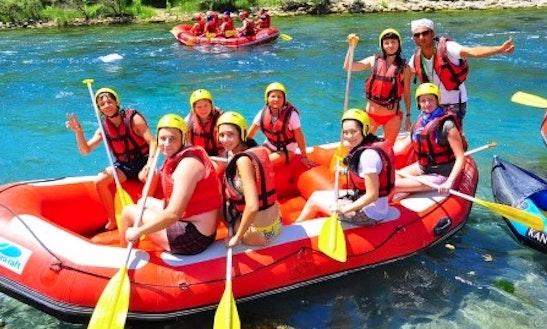 Rafting Trips In Antalya