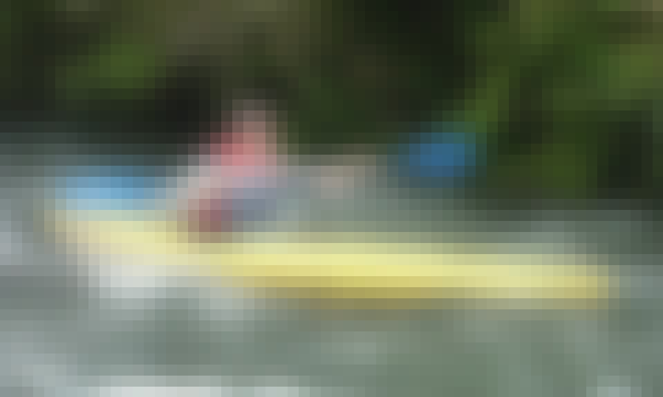 Single Kayak Trips in Waischenfeld