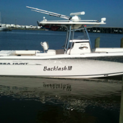 29 39 backlash iii center console in 10 ocean city for Ocean city fishing center