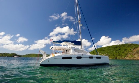 Leopard 46 Cruising Catamaran Charter In St Vincent