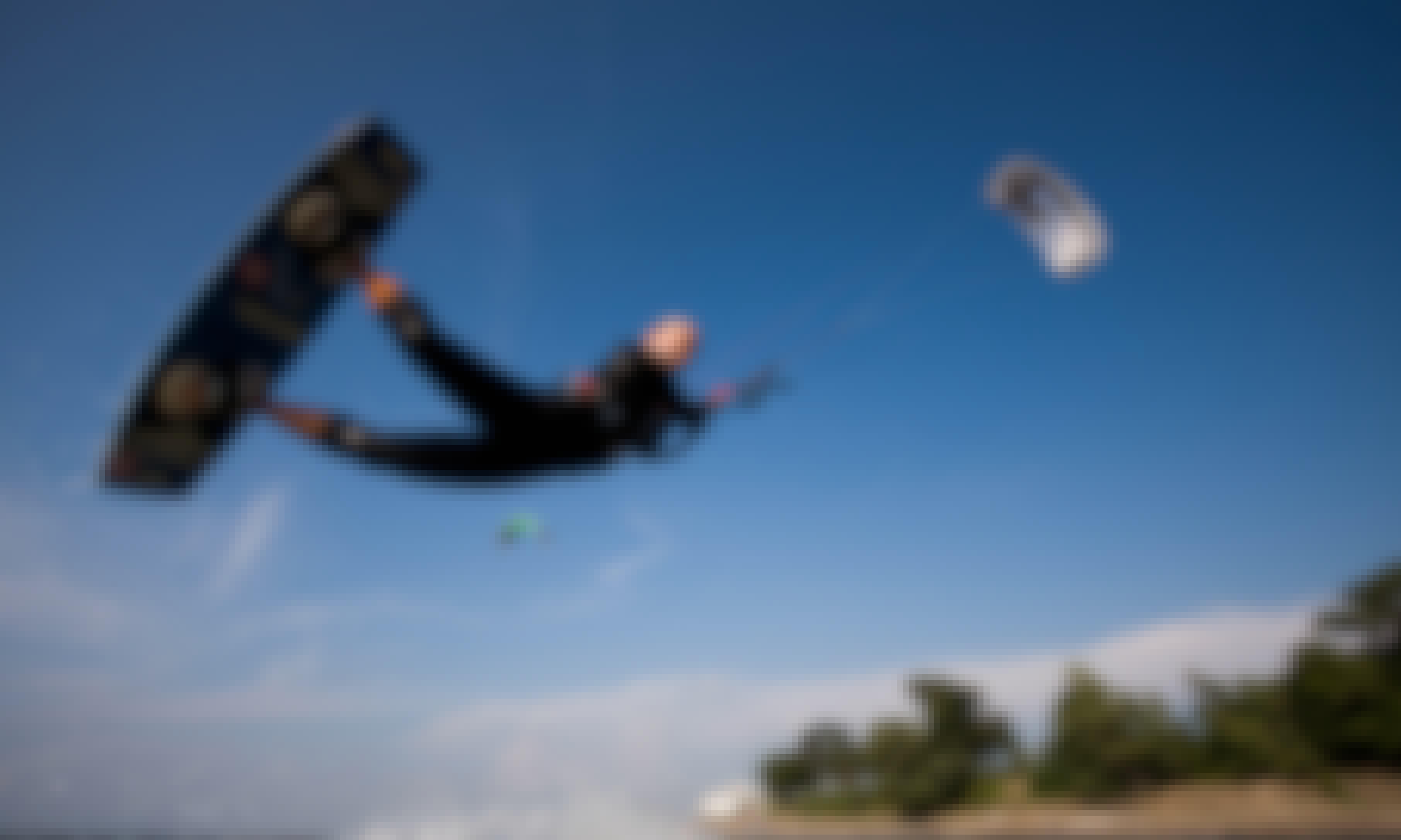 Kiteboarding Lessons in Bennett Beach