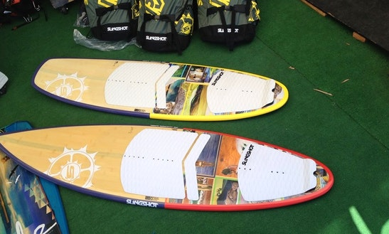 Surfboard Rental In Emeryville