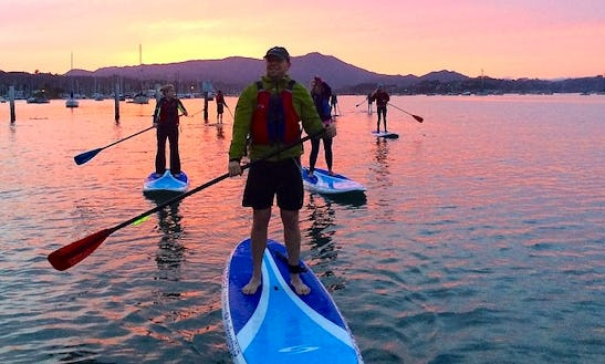 Stand Up Paddleboard Rental In Emeryville