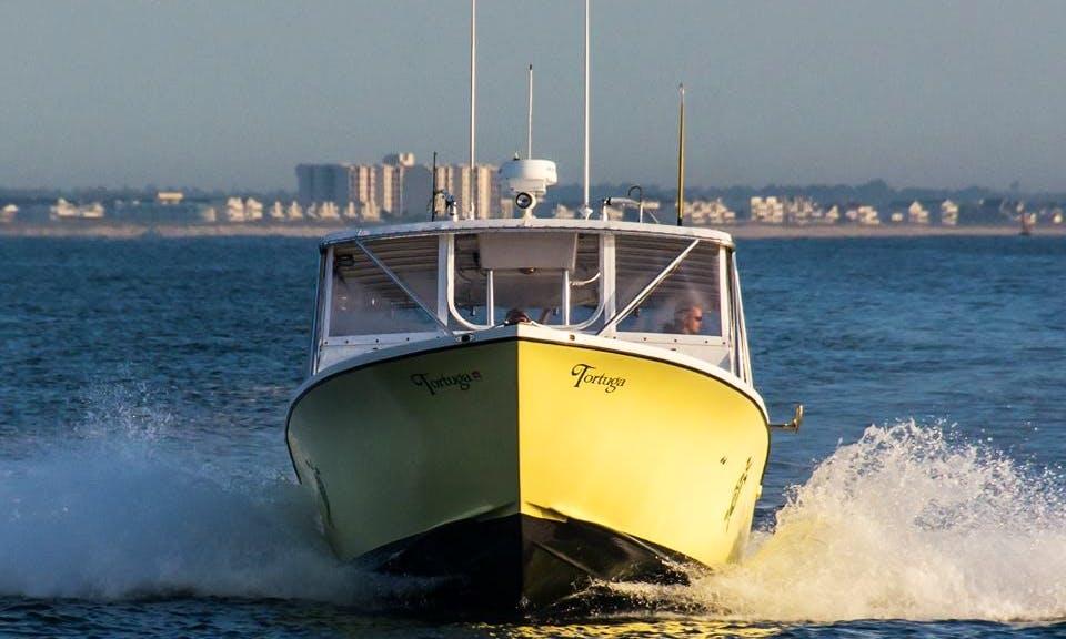 "Charter 31ft ""Tortuga"" Custom Dive Boat In Morehead, North Carolina"