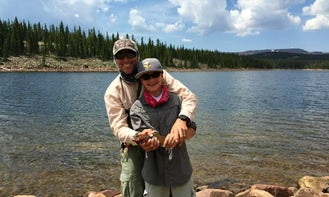 Fishing Trips in Roosevelt, Utah