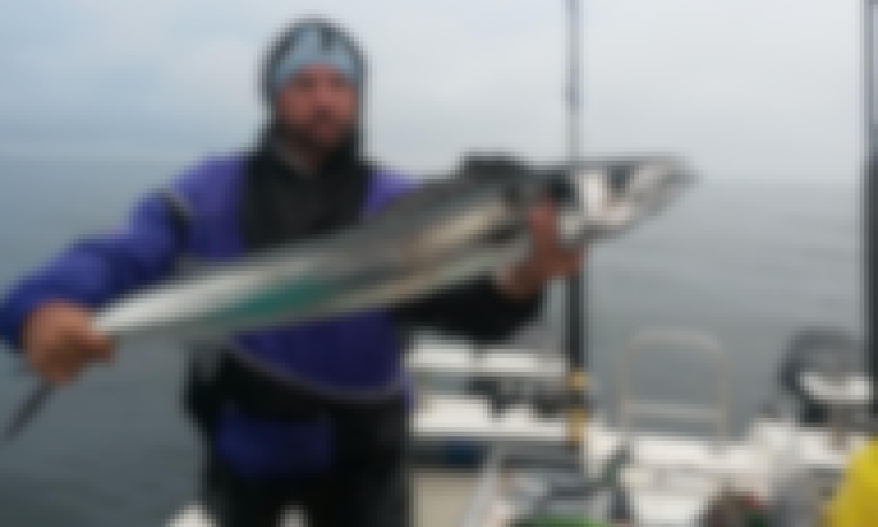 Shark Fishing Trip for 8 Person aboard 20' Mallard's Marine Swift Cat in Hentiesbaai