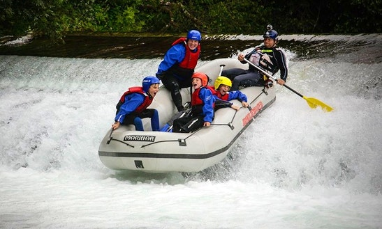 River Rafting Trips In Luče