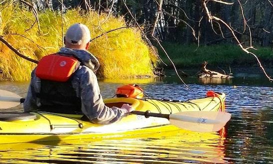 Kayak Rentals & Tours In Wabasha, Minnesota