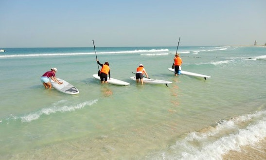 Paddleboard Rental In Dubai
