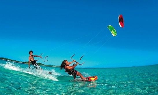 Kiteboarding In Dubai