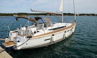 """Tina"" Sun Odyssey 409 Cruising Monohull Charter in Bibinje"