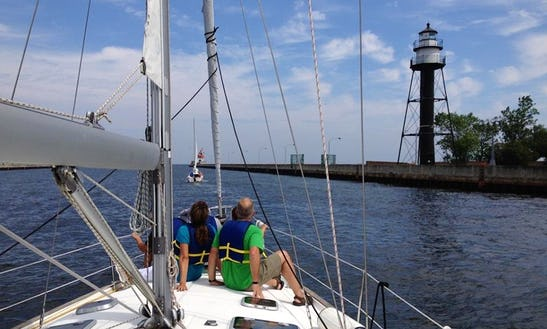 42' Sailing Yacht