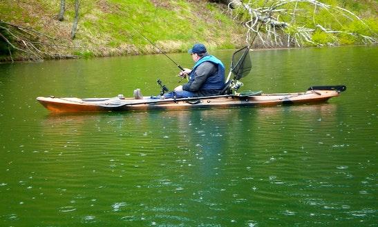 Kayak In Šimuni