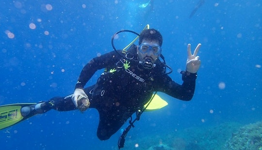 Diving Trip And Lessons In Anatoliki