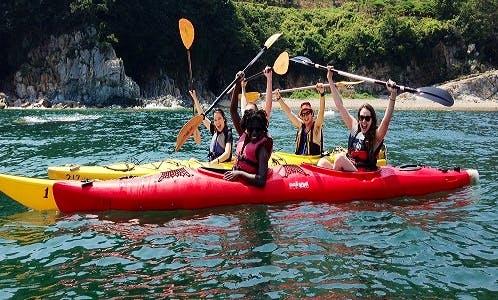 Double Kayak Trips in Geoje-si, South Korea