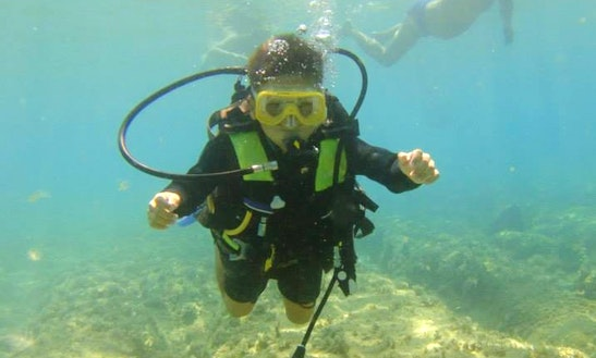 Diving Trip & Courses In Paphos