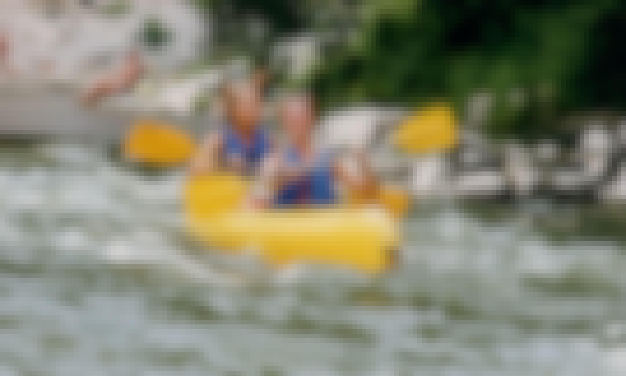 Double Kayak Trips in Ardèche - Vallon Pont d'Arc