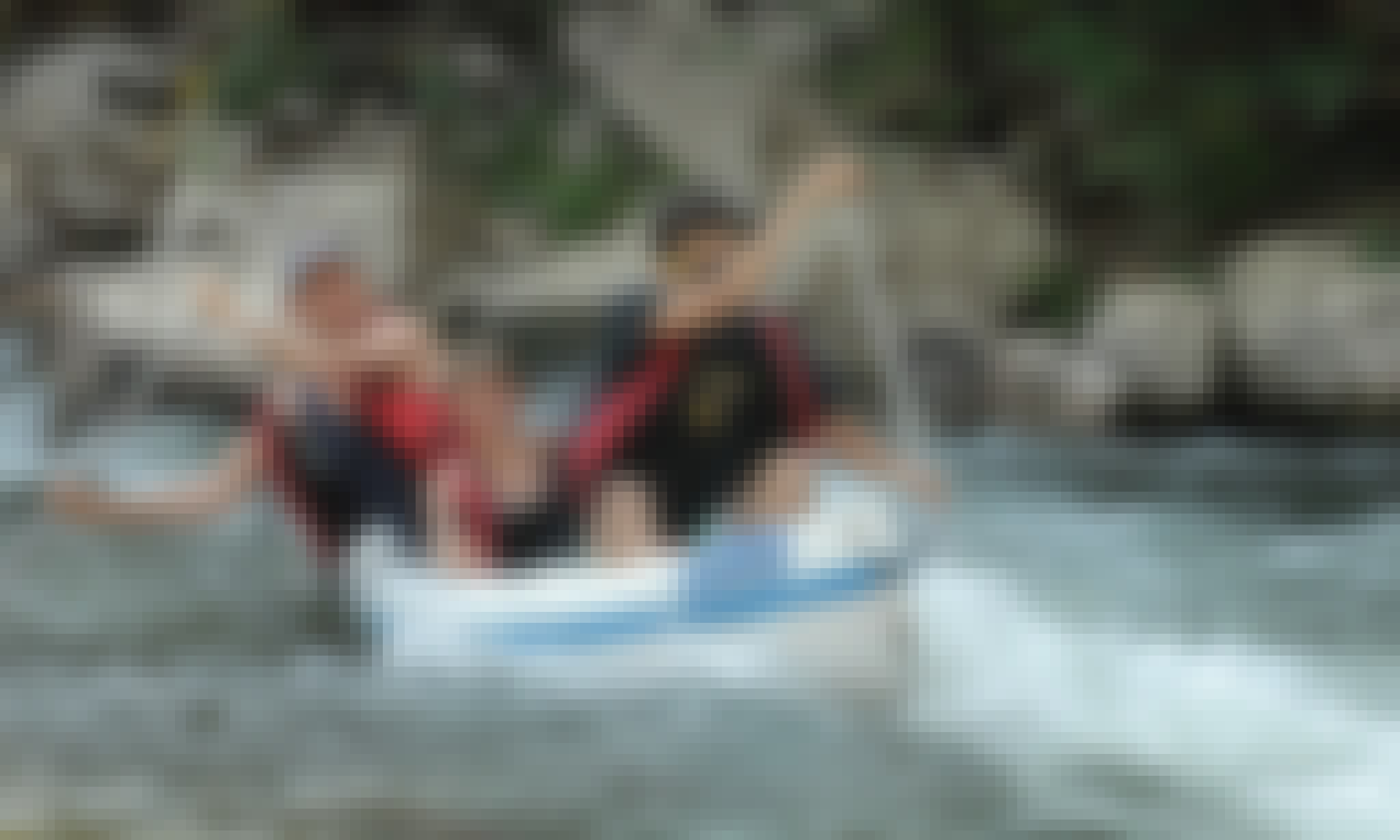 Canoe Descending Trips in Ardèche - Vallon Pont D'arc