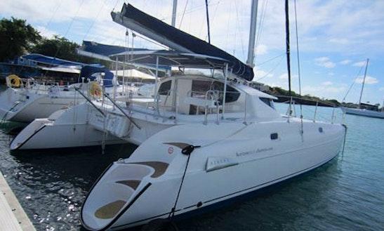 Athena 38 Cruising Catamaran Charter In Grenada