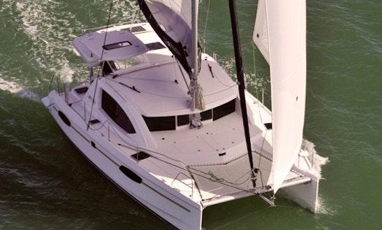 Leopard 384 Cruising Catamaran Charter In Grenada