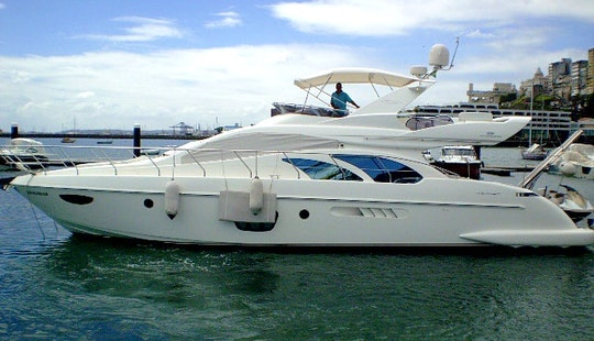 Intermarine 600 Full - Ubatuba /sp