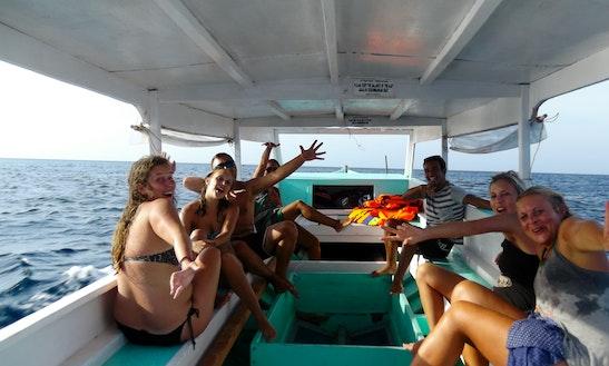 Snorkeling In Gili Islands