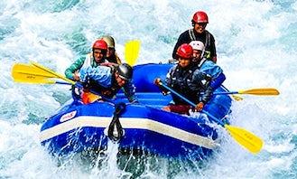 Adrenaline Pumping Rafting Adventure for 8 People in Kathmandu, Nepal