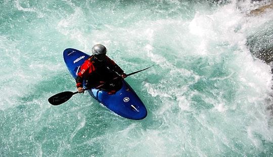 Single Kayaking Rentals And Lessons In Gemeinde Lofer