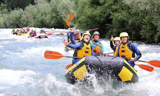 Daily Rafting Trips In St. Martin In Passeier