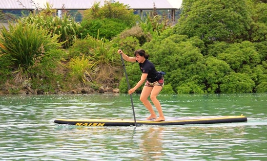 Paddleboard In Nelson