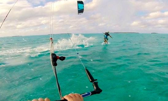 Kiteboarding Lessons In Nelson