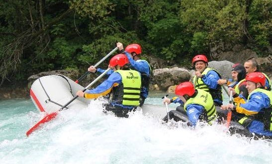 Experience Rafting On Tara River In Kotor, Montenegro
