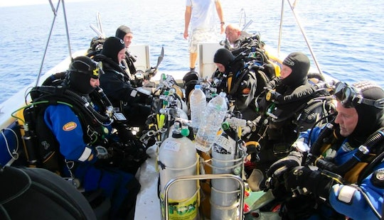 Learn Technical Diving In San Pawl Il-bahar, Malta