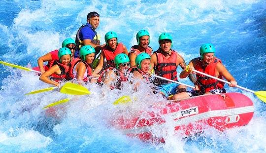 Rafting Trips In Bozyaka Bucagı, Turkey