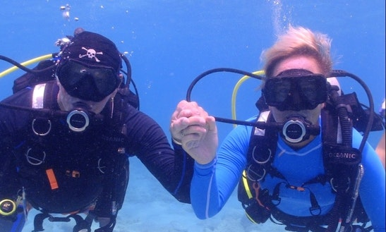 Discover Scuba Diving In Christiansted