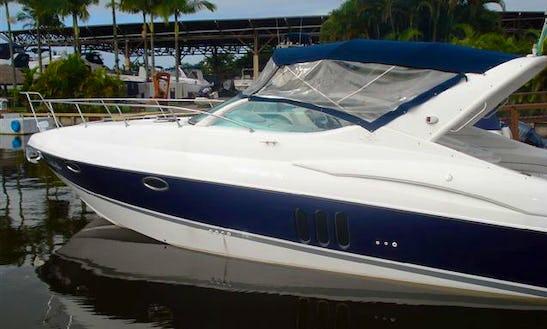 Phantom 34.5 Motor Yacht - Florianópolis / Sc