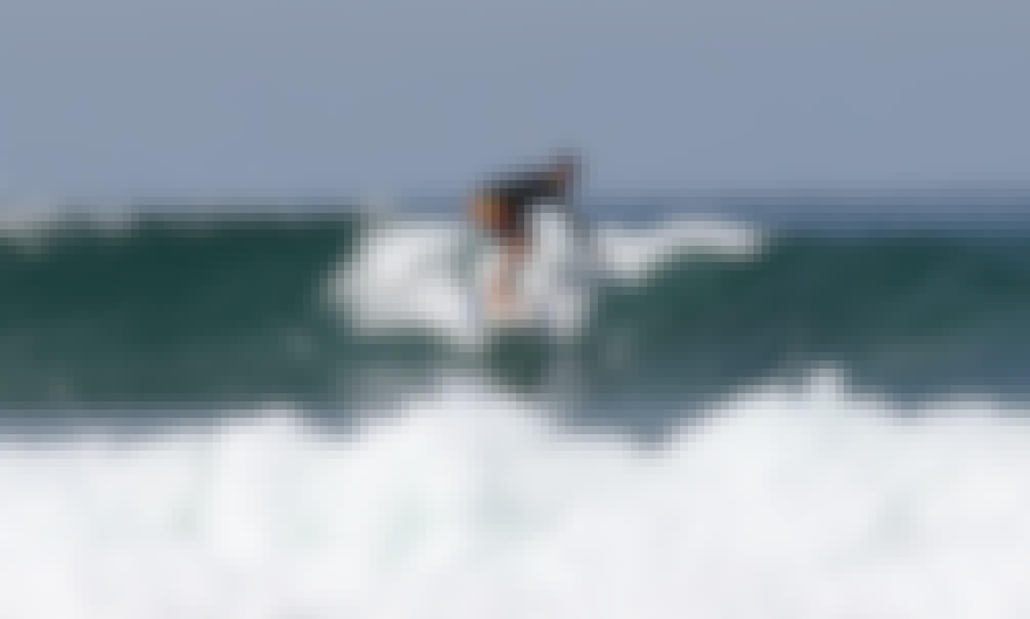 Surf lessons with accomodation in La Punta de Zicatela