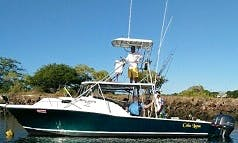 "29ft ""Cala Luna"" Sport Fisherman Fishing Charters in Playa Flamingo, Costa Rica"
