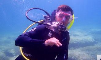 Scuba Diving Trips In Sokak, Turkey