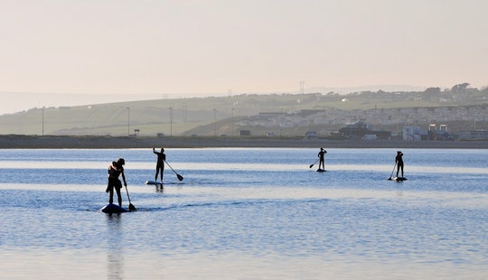Paddleboard Lessons & Rental  In Portland, United Kingdom