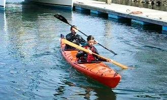 Northstar Tandem Kayak Rental in Antalya, Turkey