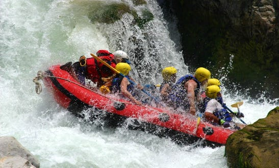 Daily Rafting Trips In Dalaman, Turkey