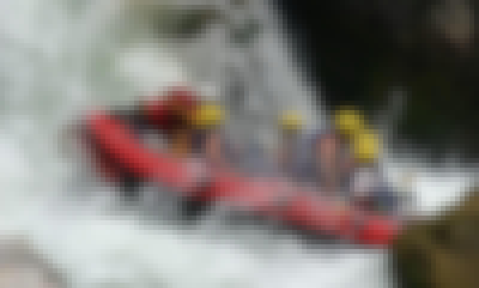 Daily Rafting Trips in Dalaman, Turkey